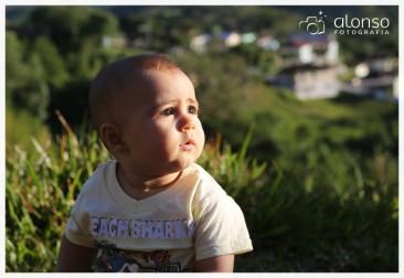 Samuel - Book bebê externo