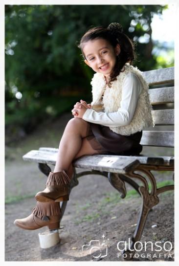Alice, 4 anos. Book infantil. Florianópolis