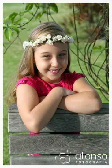 Isabelly, 6 anos. Book fotográfico infantil. Florianópolis