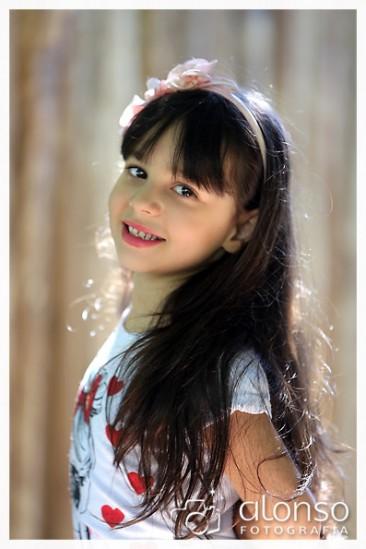 Nicolle, 6 anos. Book fotográfico infantil. Florianópolis