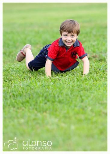 Vinicius, 3 anos. Book infantil Florianópolis