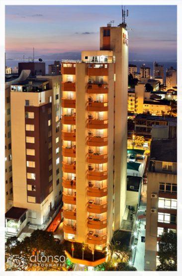 Rio Branco Apart Hotel, Florianópolis. Fotografia de Hotéis