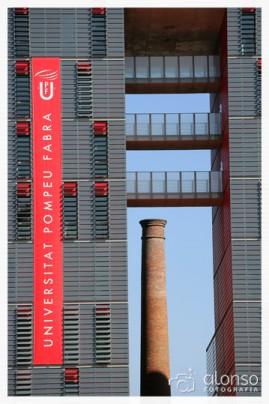Universidade Pompeu Fabra. Barcelona