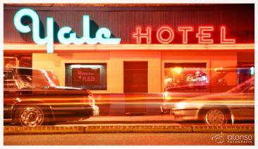 Hotel Yale, Vancouver, Canadá. Fotografia de Hotéis