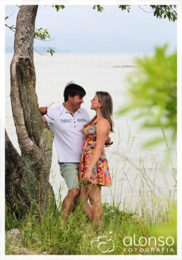 Cleo e Alessandro. Book casal, Florianópolis