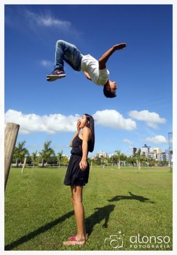 Renata e Alaor,  Book casal em Florianópolis