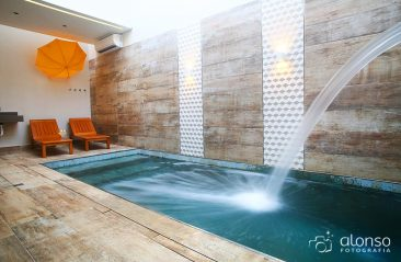 Zaya Motel Premium piscina interna