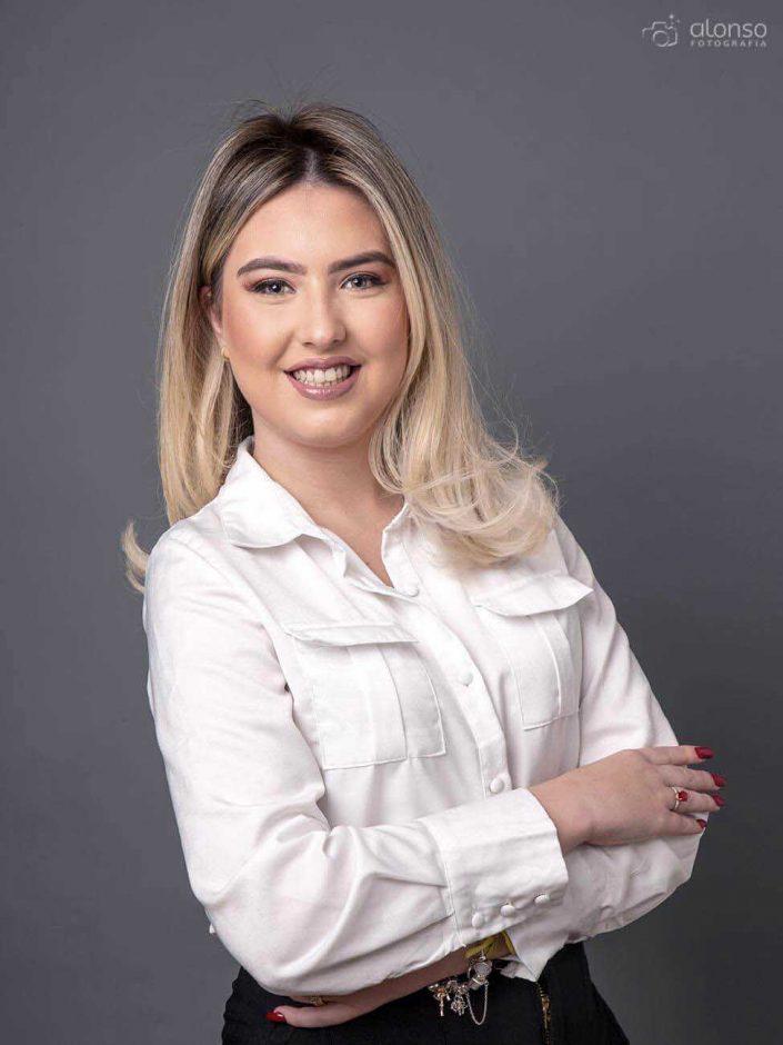 Advogada foto perfil profissional maria