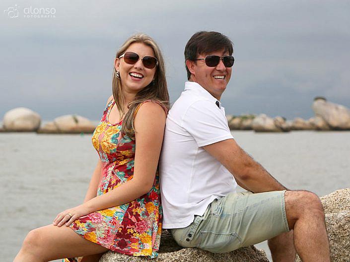 Book casal em Florianópolis