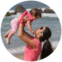 depoimento Sara Rocha do ensaio de família