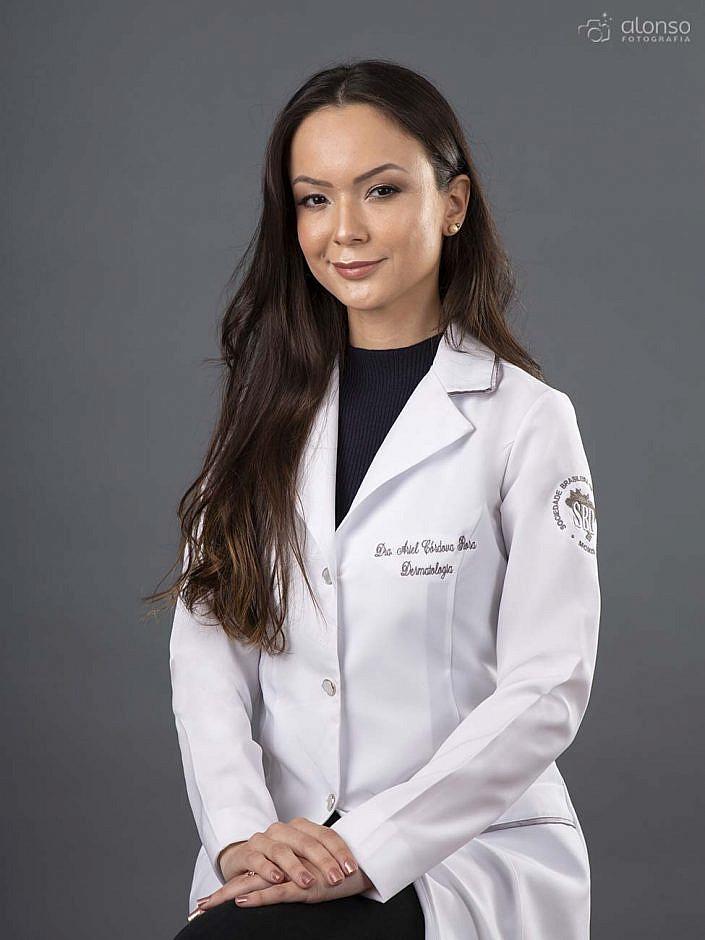 Foto perfil dermatologista Florianópolis