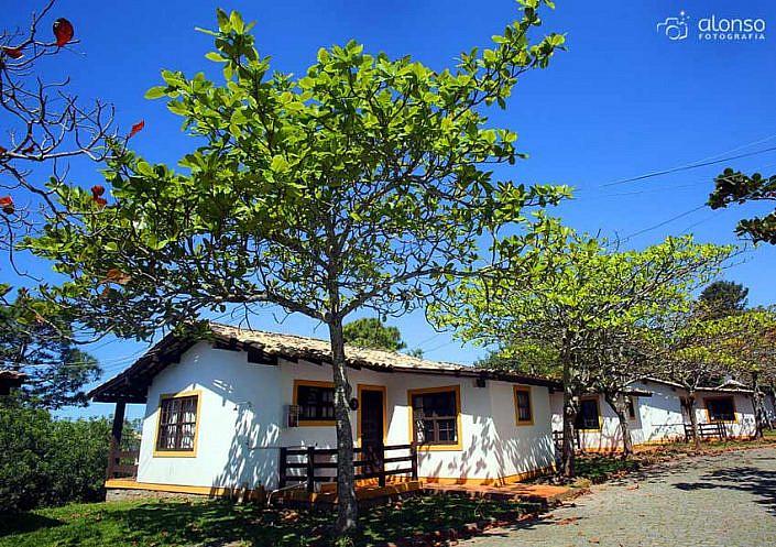 Cabana do Hotel Praia Mole em Florianópolis