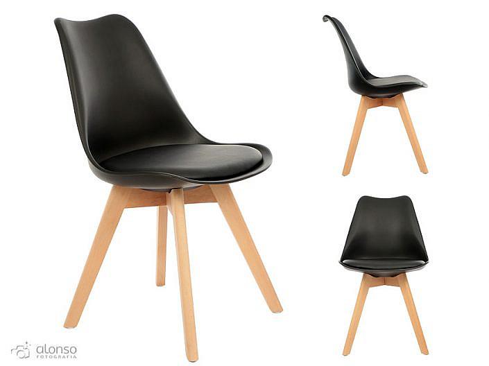 Fotos de cadeiras em estúdio