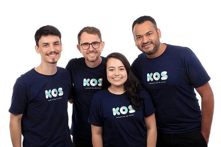 Foto de grupo perfil empresa