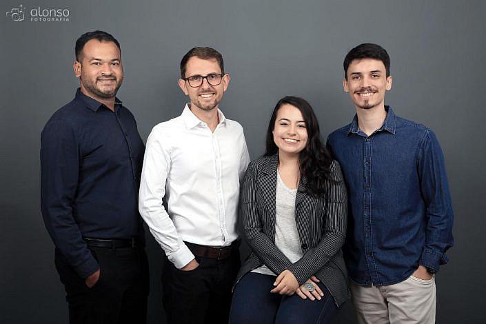 Fotos de perfil profissional Agência
