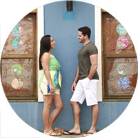 Aline Fahl ensaio casal em Florianópolis