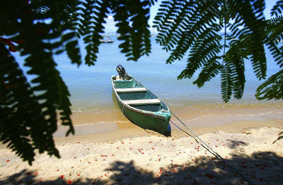 O que fazer em Florianópolis barca