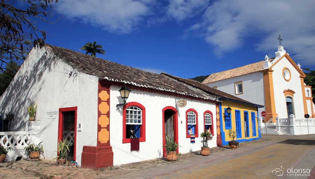 Santo Antônio de Lisboa casas históricas