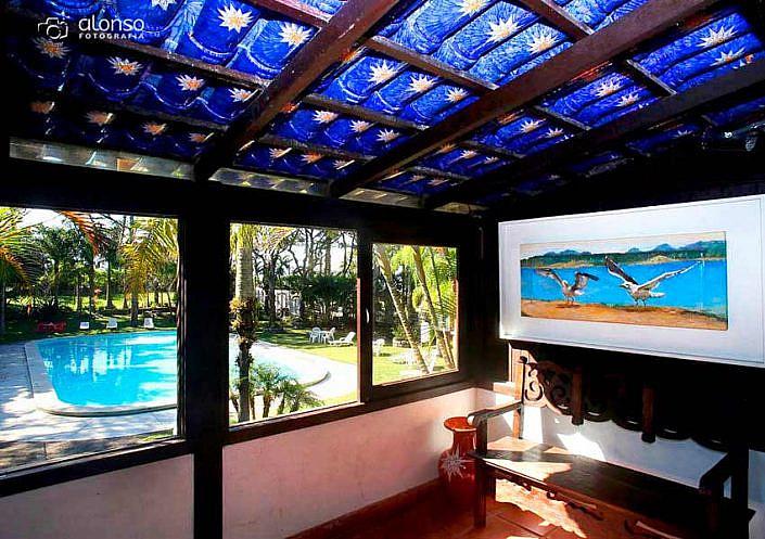 Piscina Praia Mole Hotel Florianópolis